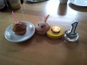 1. Geburtstag Sarah